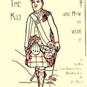 The man who wears the kilt
