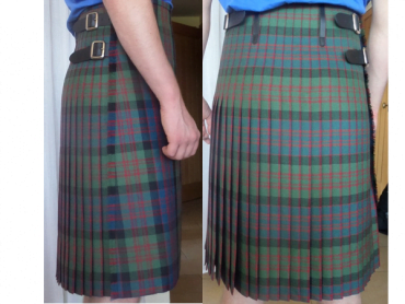 A Good Looking Kilt